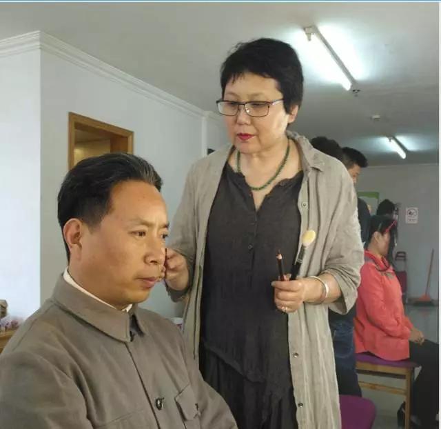 """特型演员董永再饰""""刘少奇""""加盟反贪大剧《西柏坡的回声》"""